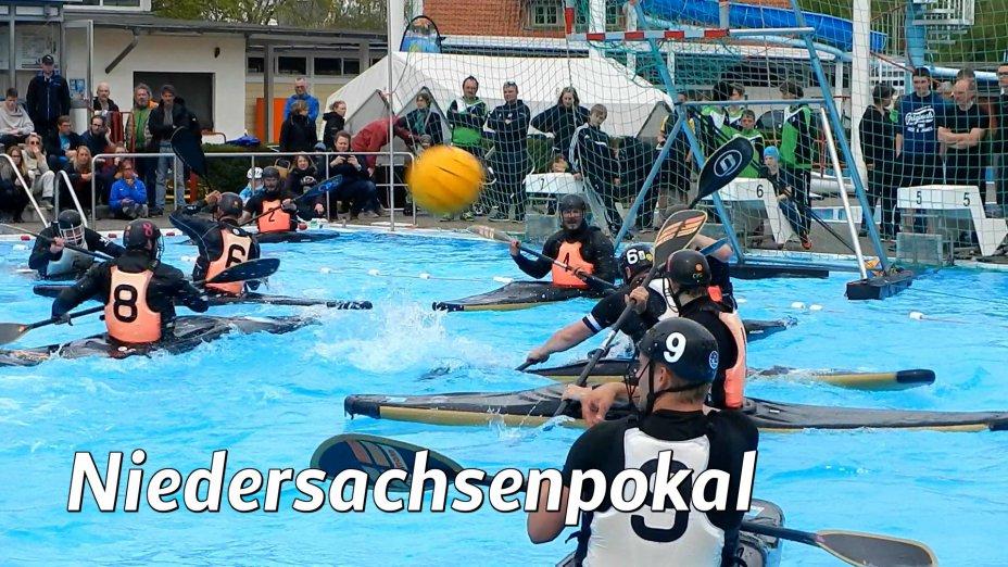 Niedersachsenpokal Göttingen, Endspiel Herren, Lieblar : Berlin, 6 : 2