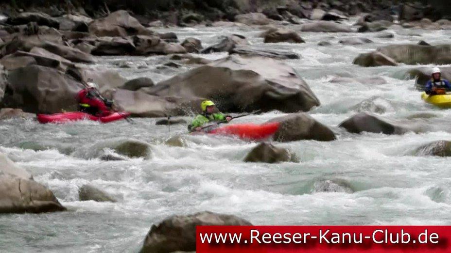 RKC - Wildwasser Österreich Tour