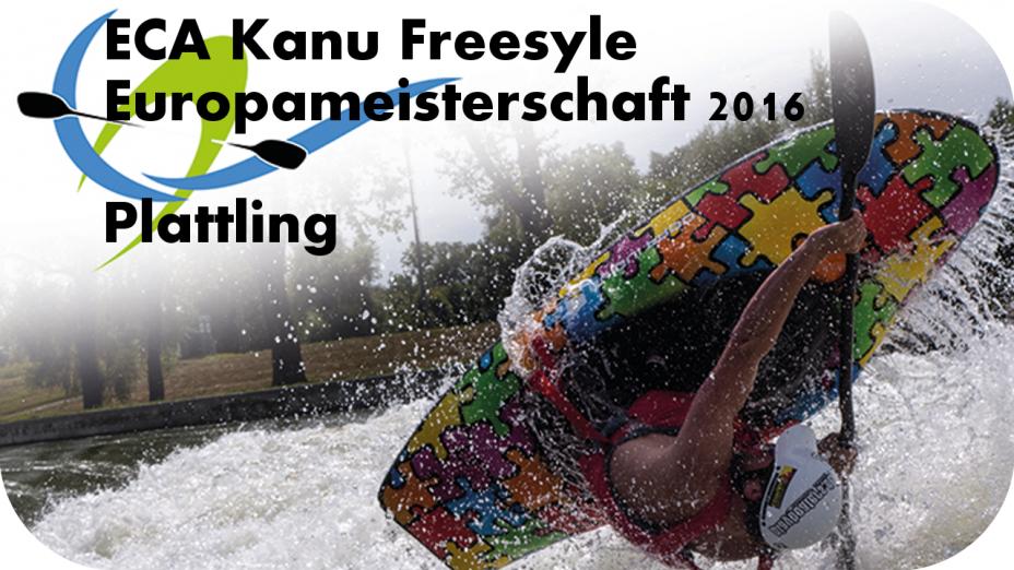 Kanu Freestyle Europameisterschaft 2016 Plattling Trailer