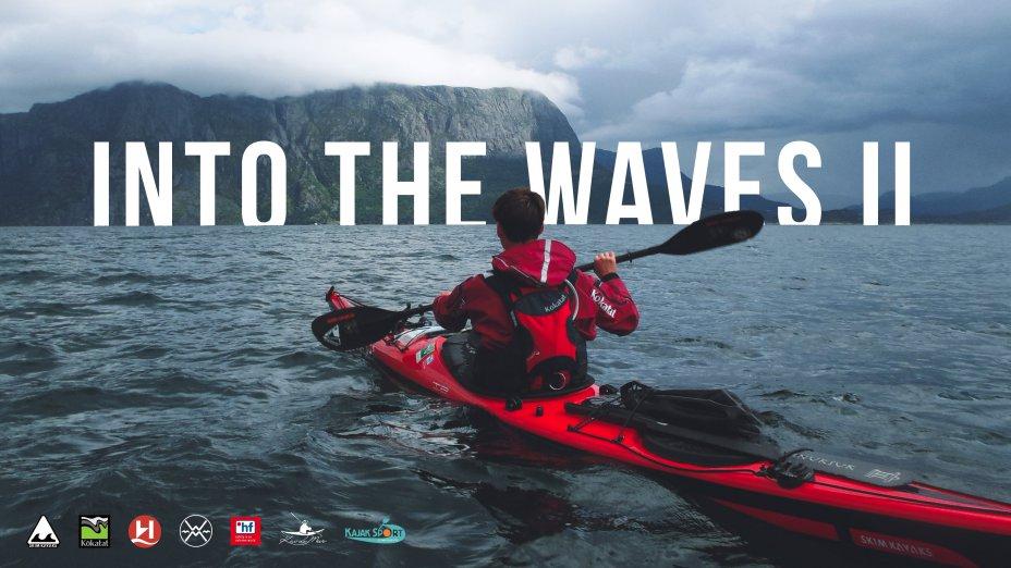 Trailer: Into the Waves II – Im Kajak zum Polarkreis