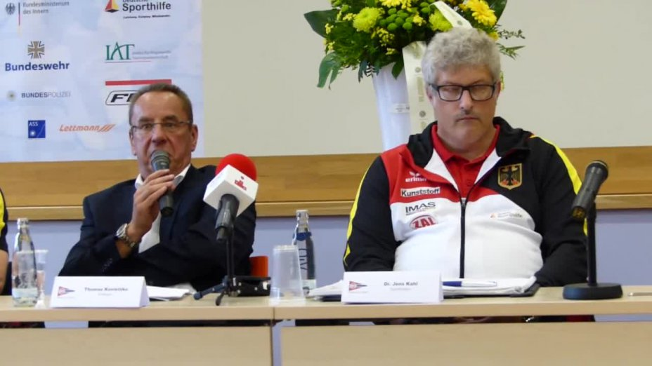 DKV-Präsident Thomas Konietzko über die Vorbereitung auf Olympia