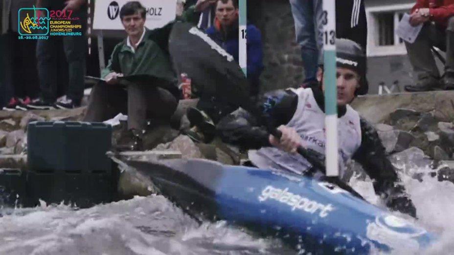 Canoe Slalom European Championships