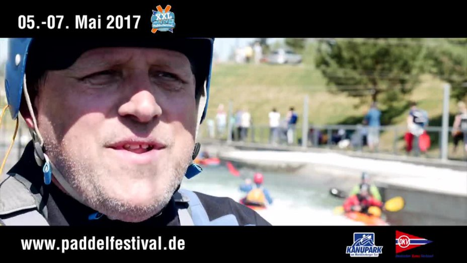 XXL-Paddelfestival 2017 - Trailer