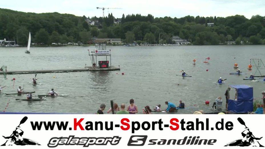 Spiel 239:Mülheimer KSV /gegen/ MOSW Choszczno beim 41. internationalen Deutschland - Cup 2012 in Essen
